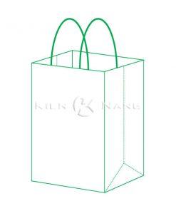 Túi giấy shopping Kn34VQX
